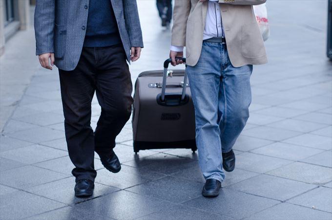 スーツケース 日数 目安2