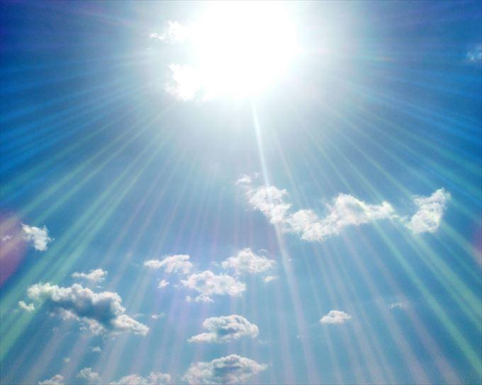 日射病 熱中症 違い