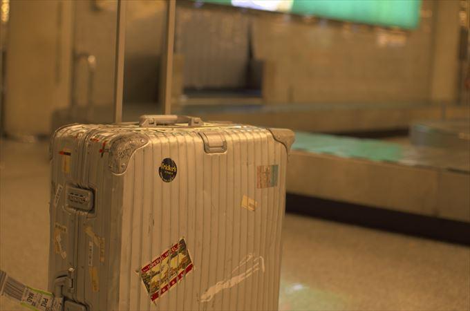 スーツケース 日数 目安