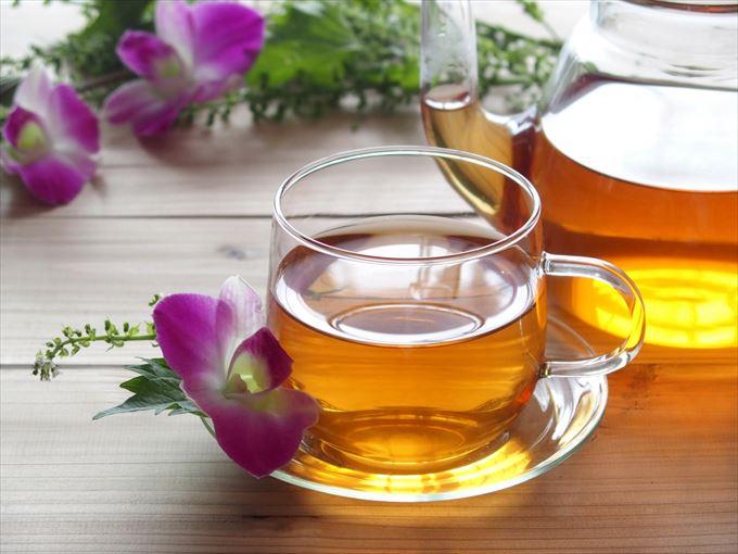 紅茶 はちみつ (1)