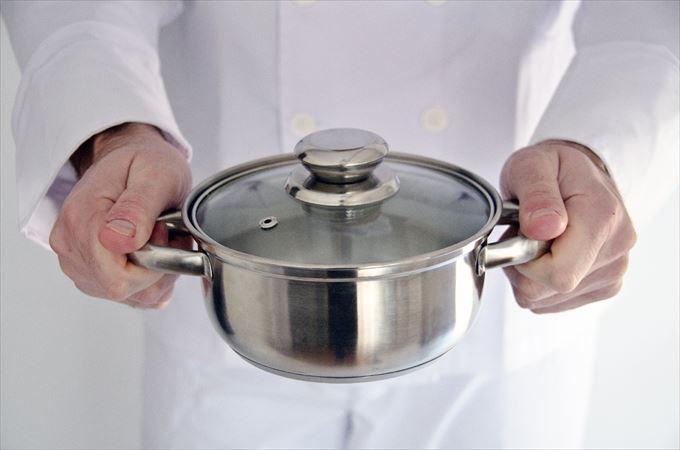 鉄 鍋 焦げ (1)