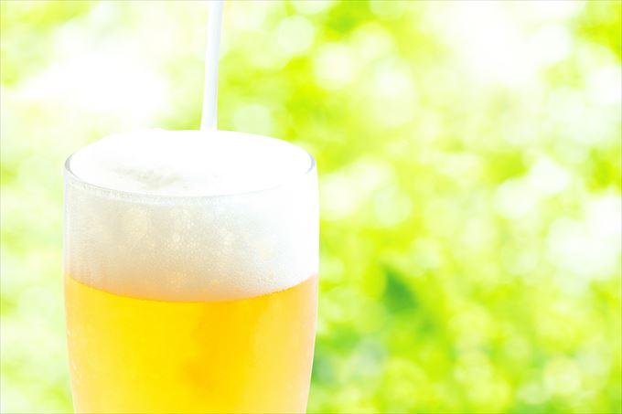 ビールの泡を復活させる方法 (1)