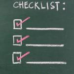 チェックリストの作り方で効率がアップ!使えるリストとは?