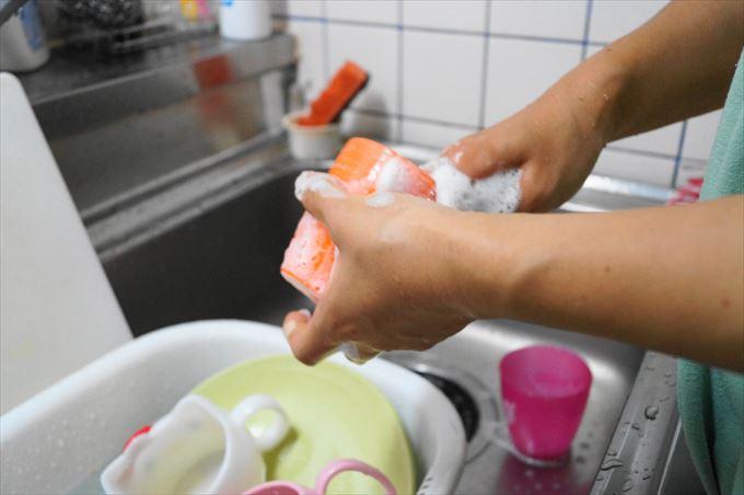 皿洗い カロリー