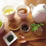 デトックス効果のあるお茶で便秘解消!どのお茶がいいの?