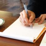 ボールペン字の練習効果を上げるコツ