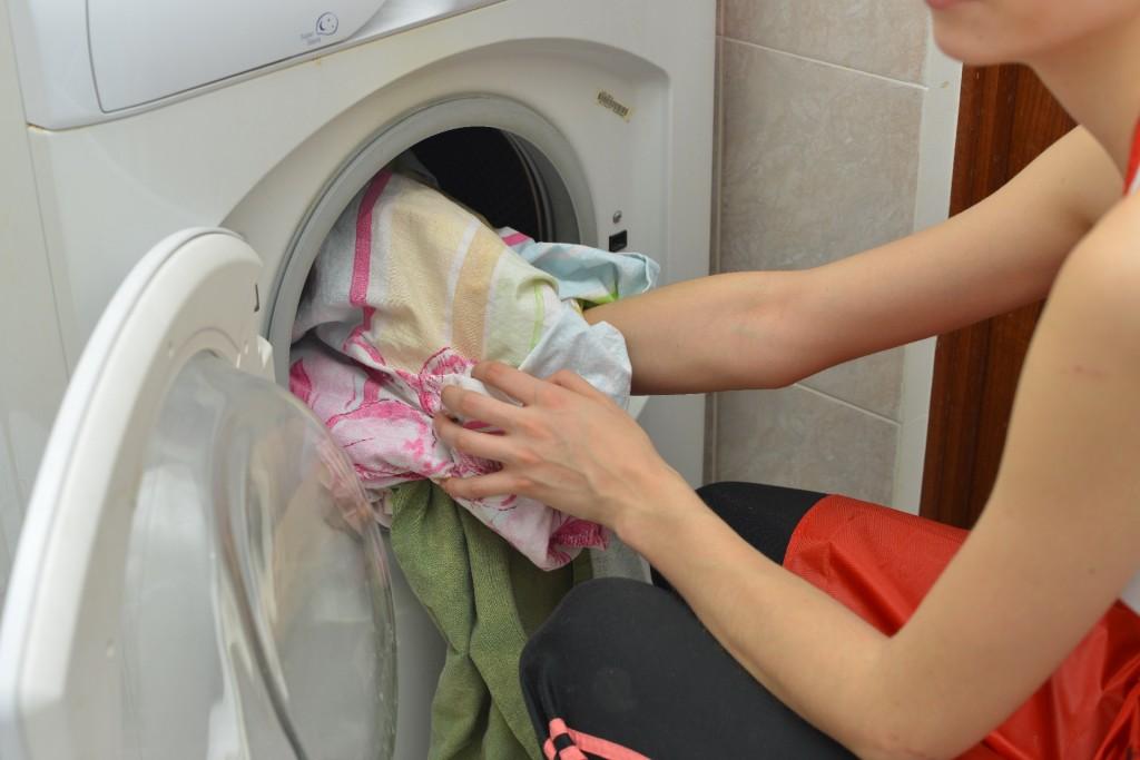 正しい,洗濯機,使い方 (1)